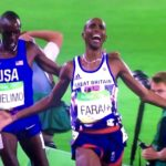 Mo Farah Completes Historic Double Double
