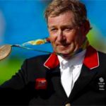 second oldest Olympic medallist