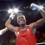 GBs Nicola Adams defendsBoxing gold