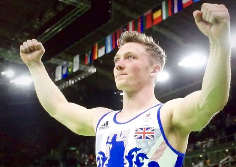 Nile Wilson wins first high bar medal