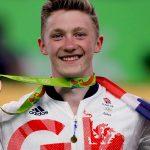 Nile Wilson with bronze