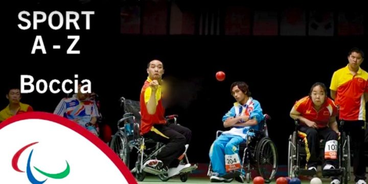 Paralympic Sports A-Z of Boccia