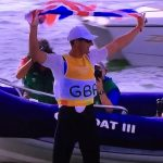 GBs Giles Scott Fifth Sailing Gold