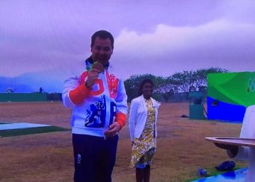 Great Scott bronze medal for Double Trap