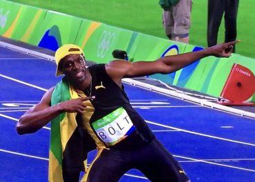 Usain Bolt Olympic World Champion