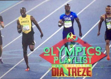 Olympics day thirteen