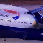 gold nosed jumbo jet
