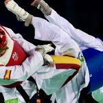 Jade Jones wins Taekwondo gold