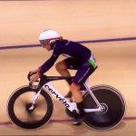 Laura Trott fourth gold medal