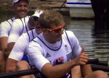 Olympic Gold for mens four