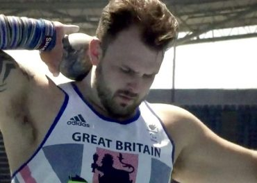 Aled Davies Wins F42 Shot Put Gold