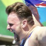 Aled Davies overjoyed