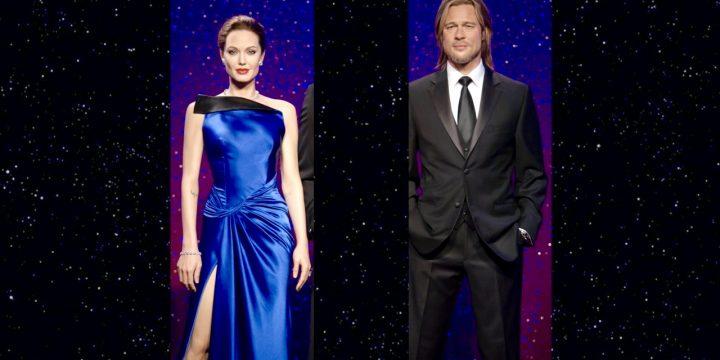 Angelina Jolie and Brad Pitt taken apart