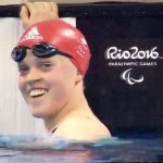 Ellie Simmonds 5th gold