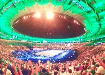 Paralympics Opening Ceremony Part One