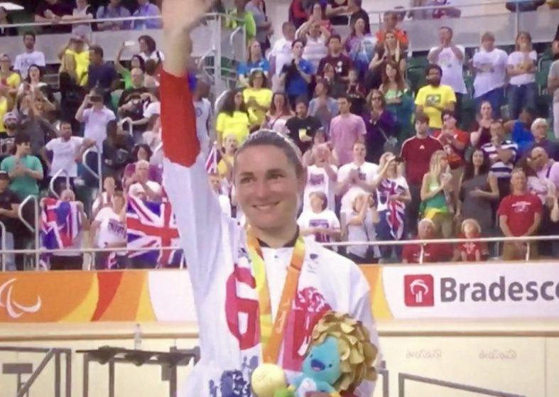 Paralympics Dame Sarah Storey Wins 12th Gold