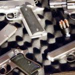 gun smuggling into UK has risen