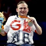 Rob Davies secures class 1 table tennis gold