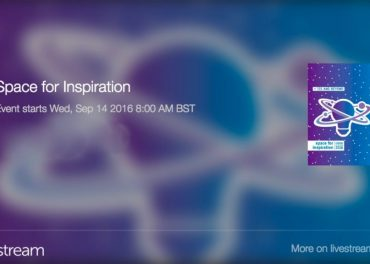 space for inspiration live stream Sep 15