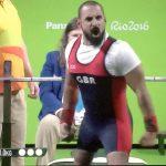 silver at Rio 2016