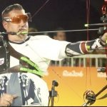 John Walker stays calm to claim archery gold
