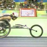 third gold at Rio