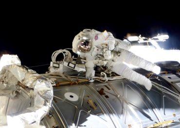 Tim Peake reveals workload on space trip