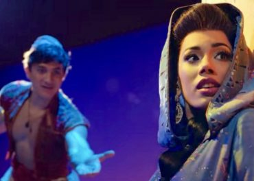 ALADDIN London the musical
