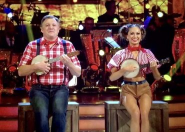 Ed Balls Strictly Charleston