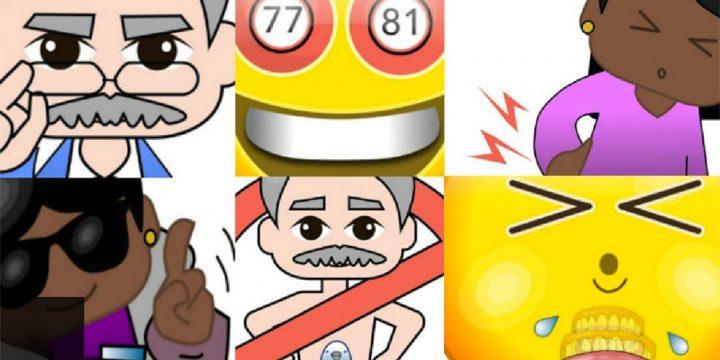 Emojis the Senior Generation