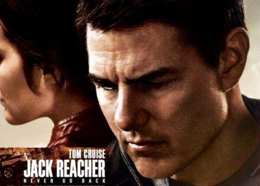 Jack Reacher Never Go Back trailer