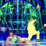 Ed Balls and partner Katya