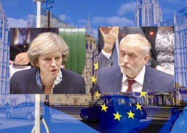 Prime Ministers Questions dominated by Brexit