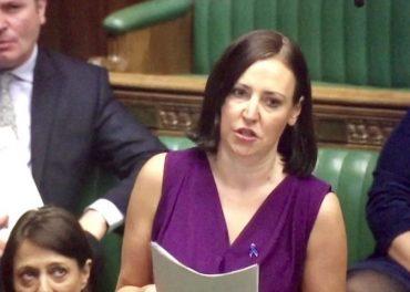 MP Vicky Foxcraft Talks Baby Loss