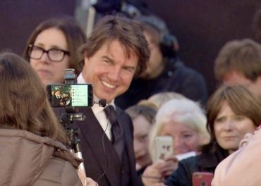 Jack Reacher Never Go Back Premiere London