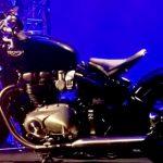 Triumph's new bike
