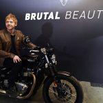 Triumph Bonneville Bobber Launched