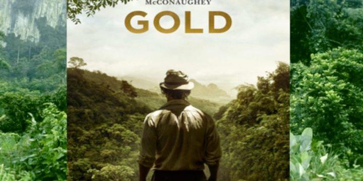 Gold teaser trailer
