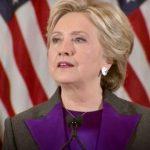 Hillary Clinton loses
