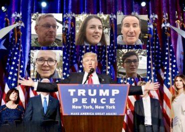 Trump Victory Shockwaves Reach UK