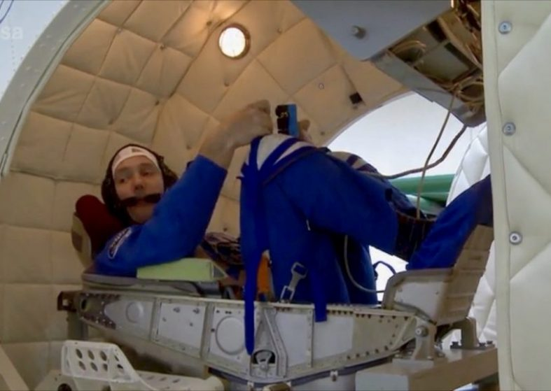 French Astronaut set for ISS Mission