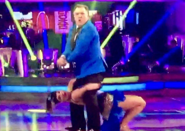 Ed Balls Salsa Gangnam Style