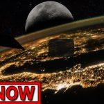 NASA live stream - ISS view