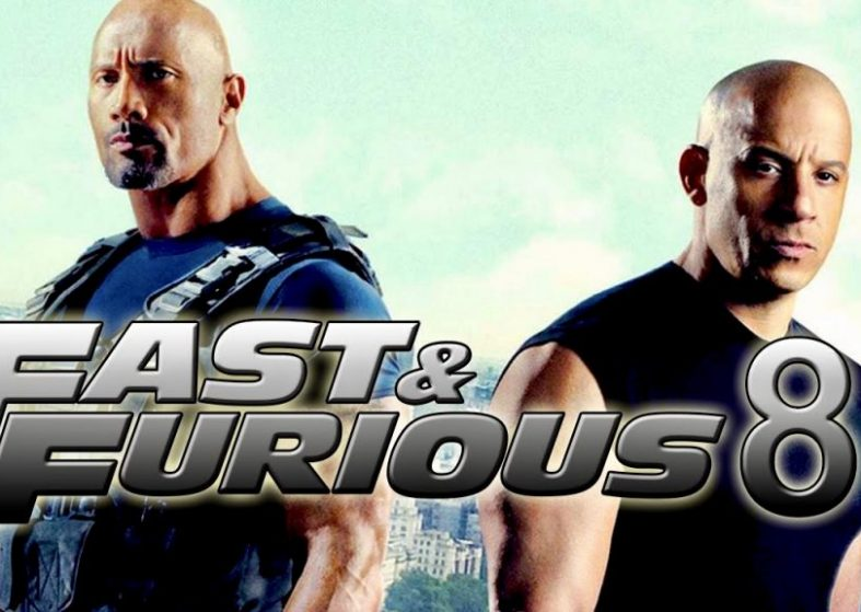 Fast & Furious 8 action thriller