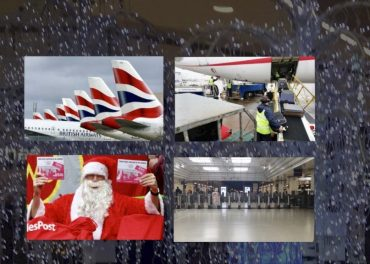 Union Strikes threaten Festive season