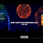 London Fireworks 2016/17 - LIVE STREAM