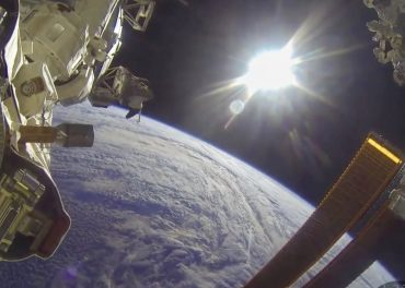 ISS live cameras
