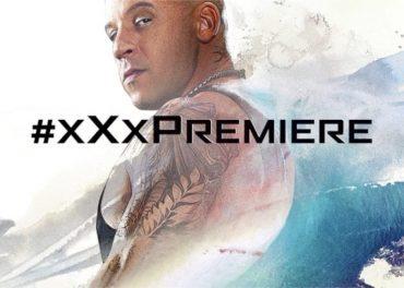 UK Premiere xXx Return of Xander Cage