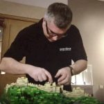 a Lego creator