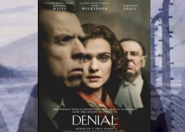 Denial trailer was there a Holocaust